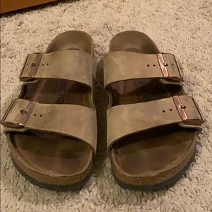 Leather Birkenstock's 37 oiled Leather